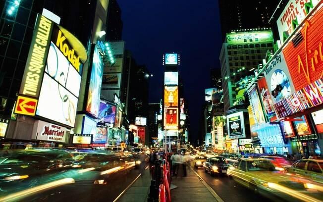 Noite de Nova York tem atrações de todos os tipos