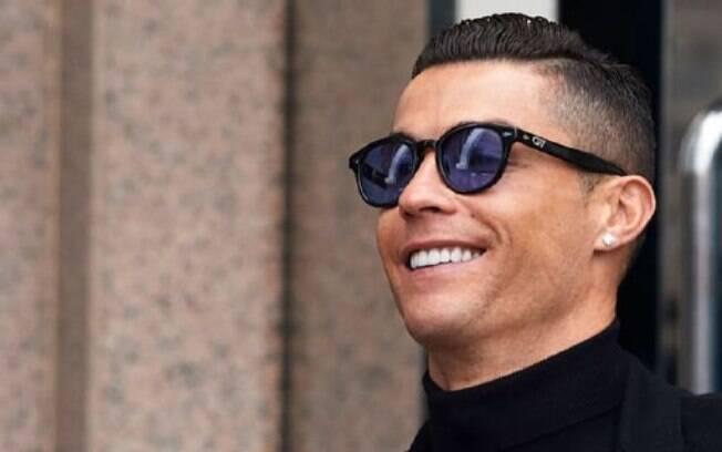 Cristiano Ronaldo quer ser um astro no cinema também