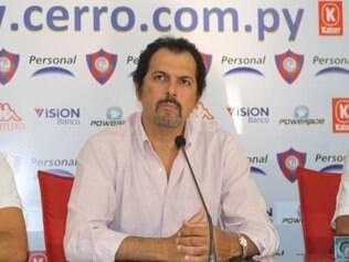 Presidente do Cerro Porteño está confiante na vitória e classificação de seu time