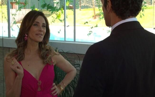 Tereza Cristina encomenda um novo serviço à Ferdinand