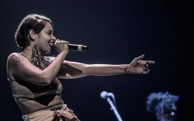 Lurdez da Luz se apresenta em São Paulo no próximo sábado