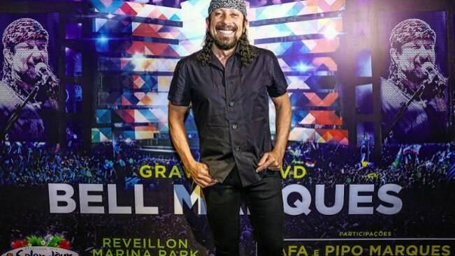 Bell Marques gravará DVD solo na virada do ano