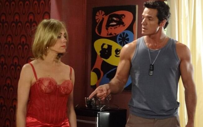 Ferdinand seduz Tereza Cristina