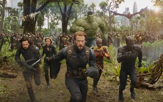 Novo filme da Marvel,