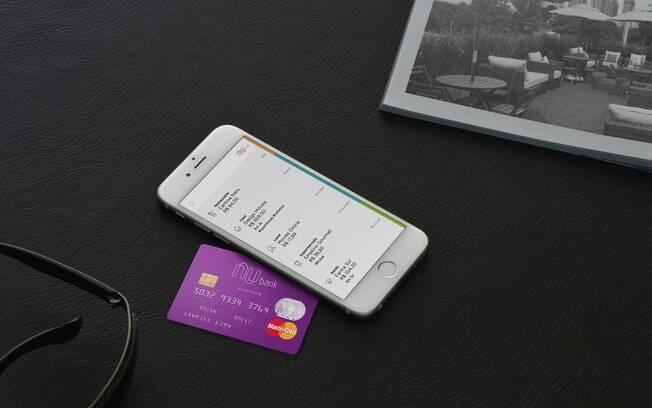 Nubank é uma startup do setor financeiro que oferece cartão de crédito sem anuidade e juros abaixo do mercado