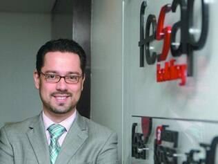 Promissor. O diretor da Fesa em Minas Gerais, David Braga, diz que o setor de infraestrutura está sendo o mais atrativo na contratação