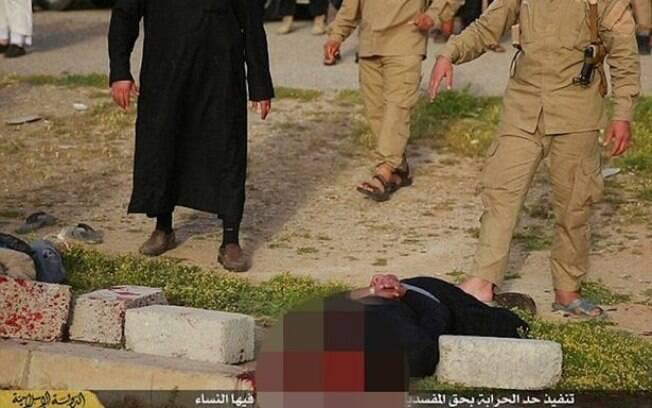 Meninas, de 16 e 17 anos, foram executadas na cidade de Deir ez-Zor, no leste da Síria