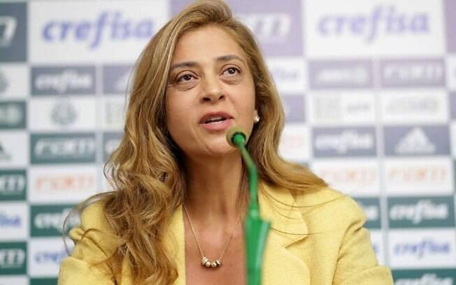 Leila Pereira Crefisa Palmeiras