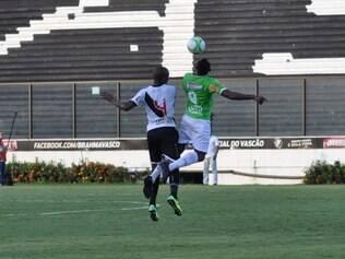Seguem fotos do jogo entre Vasco x América, 19-04, em São Januário Assessoria AFC/Carlos Cruz