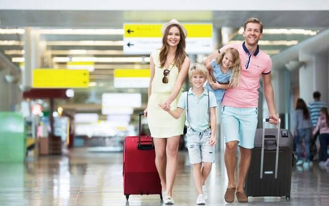 Escolher um destino que preze pela segurança e não tenha problemas na viagem