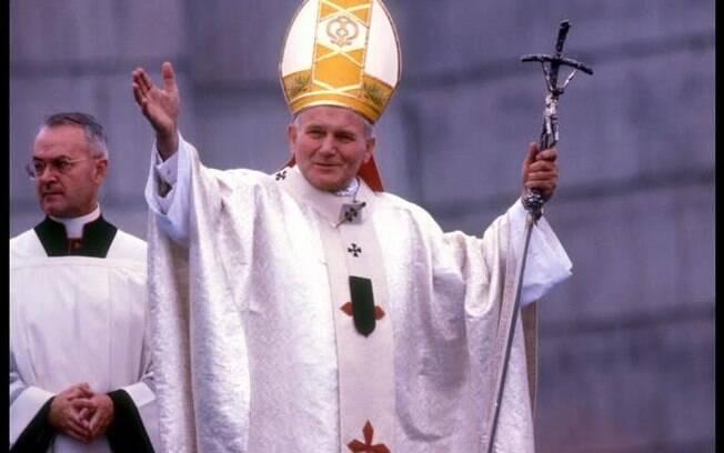 O papa João Paulo II morreu em 2005, depois de um pontificado marcante de quase 27 anos