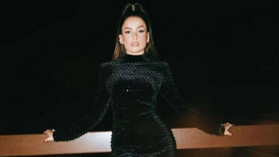 Vestido de Juliette fez sucesso em live do Safadão