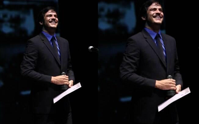 Mateus Solano foi eleito o melhor ator de TV