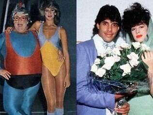 Quem esses famosos já namoraram?