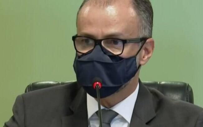 Antonio Barra Torres%2C diretor-presidente da Anvisa.