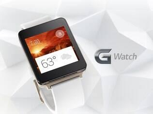 G Watch deve ser mostrado no Google I/O