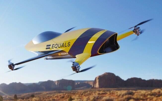 Carros voadores estão cada vez mais comuns entre os projetos inusitados. E com isso, as corridas deles também