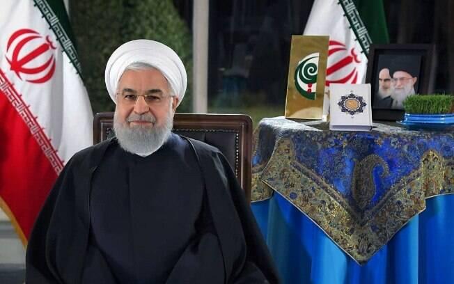 Presidente Hassan Rouhani