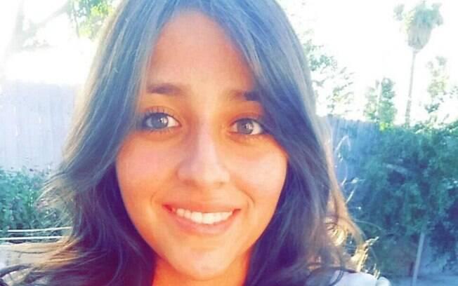 A professora Nancy Mangaña,de 24 anos, foi morta na frente do marido e do filho de 5 anos.
