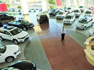 À espera. Bruno Ramos identifica um aumento de procura depois da Copa, mas confirma o desaquecimento do mercado automotivo