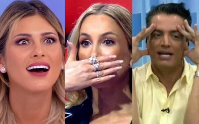 Pancadaria e confusão, relembre os momentos what the fuck da TV em 2018
