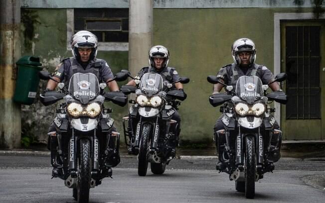 ROCAM  (Ronda Ostensiva com Apoio de Motocicletas)