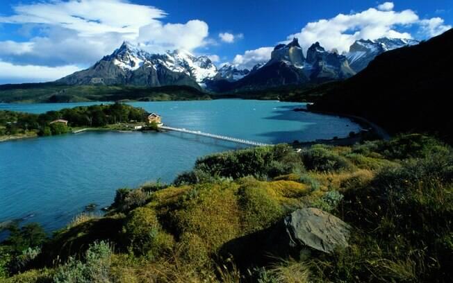 Patagônia conquista turistas aventureiros e quem busca paisagens incríveis