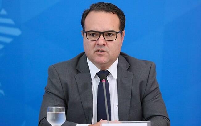 Ministro da Secretaria-geral da presidência da República Jorge Oliveira