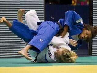 Rafaela Silva deu o troco na sua algoz do último mundial e desta vez ficou com o ouro