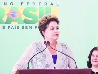Dilma visita Minas hoje para garantir contrato de obras na BR–381