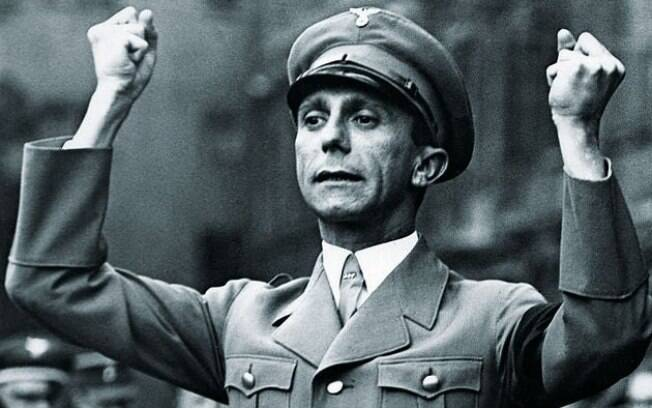 Joseph Goebbels foi ministro da Propaganda e Imprensa do governo nazista na Alemanha