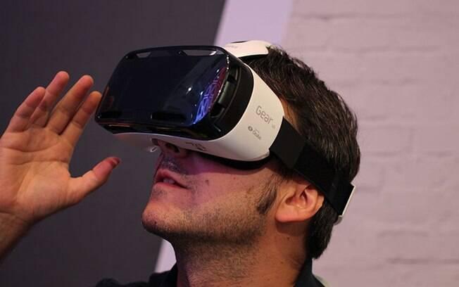 Usuários acreditam que dispositivos que utilizam a realidade virtual se tornarão mais comuns