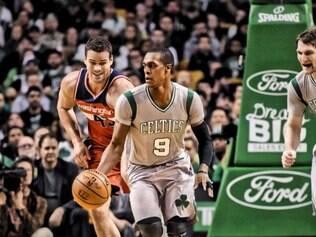 Em casa, Celtics bateram Wizards por 101 a 93
