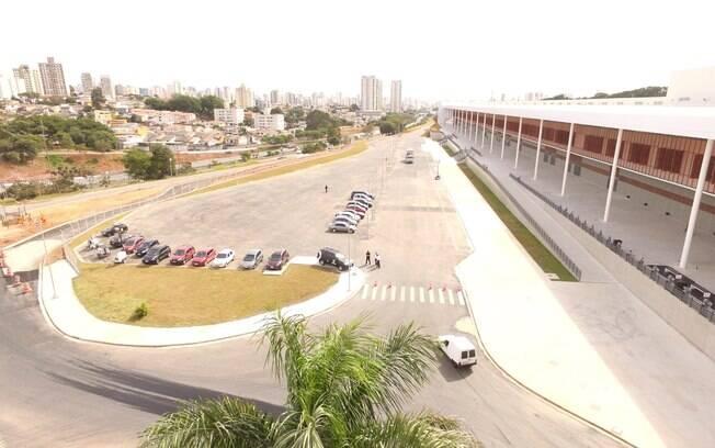 São Paulo Expo, o novo local do Salão do Automóvel de São Paulo em 2016.