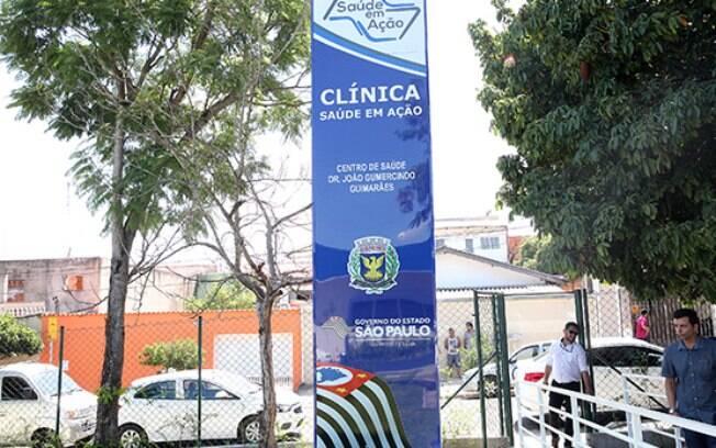 Centro de Saúde Florence vai atender casos suspeitos de Covid-19 durante o final de semana.