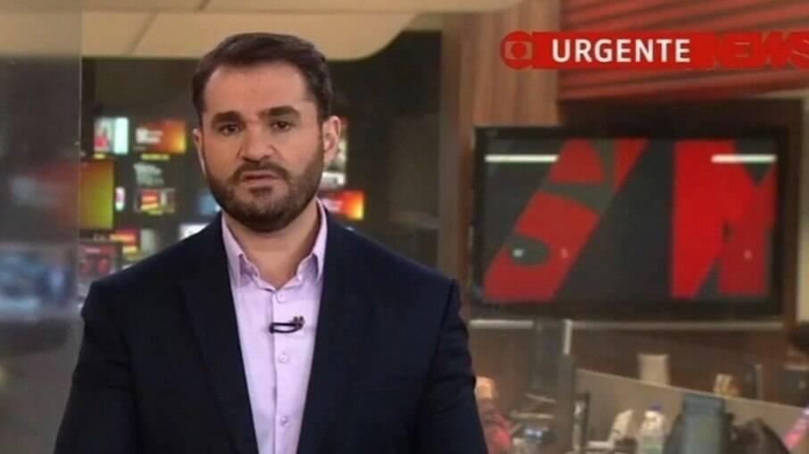 Marcelo Cosme, apresentador do 'Em Pauta', da Globo News, vem sofrendo ataques homofóbicos