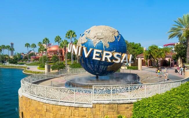 O Universal Orlando Resort tem mais de 50 atrações para a família