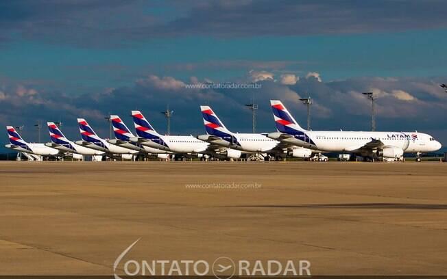 LATAM no deve recuperar nem metade dos voos em BH este ano