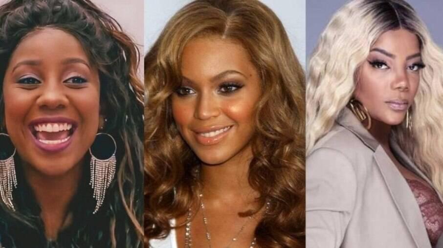 Camilla de Lucas, Beyoncé e Ludmilla estão sempre usando