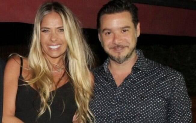 Adriane Galisteu e marido e Rodrigo Faro e sua mulher