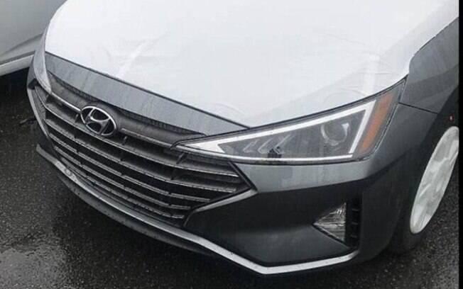 Hyundai Elantra 2019: sedã reestilizado logo deverá ser trazido ao Brasil, provavelmente, a partir do ano que vem