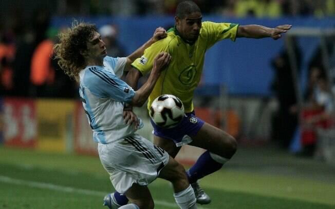 Final das Copa das Confederações de 2005 será transmitida pela Globo