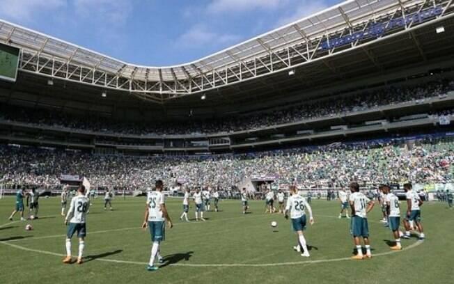 Allianz Arena está em primeiro lugar como o estádio mais bonito do mundo
