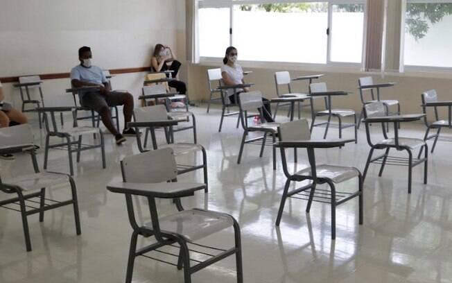 SP libera volta as aulas presenciais no ensino técnico e superior a partir de agosto