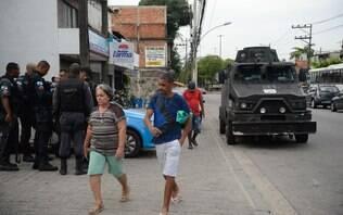 Polícia faz operação Juntos e Shallow Now e prende quadrilha no Rio de Janeiro