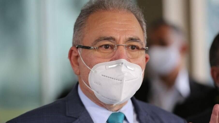 Marcelo Queiroga, cardiologista indicado para assumir o Ministério da Saúde
