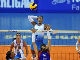 Após vencer na primeira rodada do segundo turno, Molico-Nestlé-SP enfrenta o Rio do Sul-SC