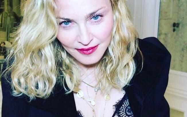 Madonna já foi criticada por Donald Trump
