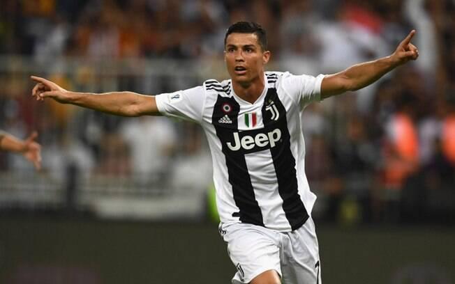Cristiano Ronaldo é uma das atrações do Campeonato Italiano