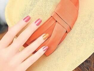 Aposte nos tons de vermelho, azul, laranja e pink para este verão